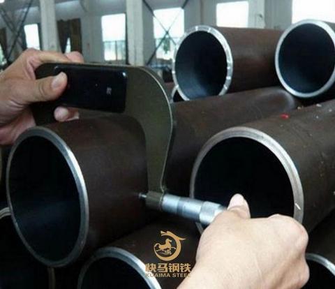 绗磨管如何解决焊接变形
